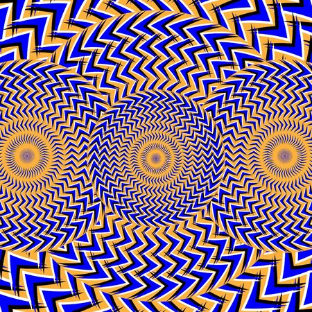dizzy: Getting Dizzy     motion illusion