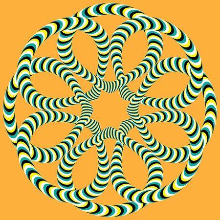 wriggle: Wriggle Mania    motion illusion