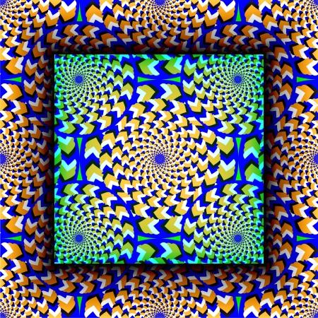 Square Deal Wheelies    motion illusion  Stok Fotoğraf