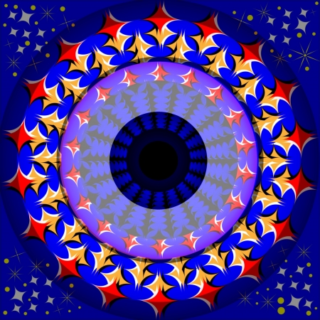 Compass of Fate   motion illusion
