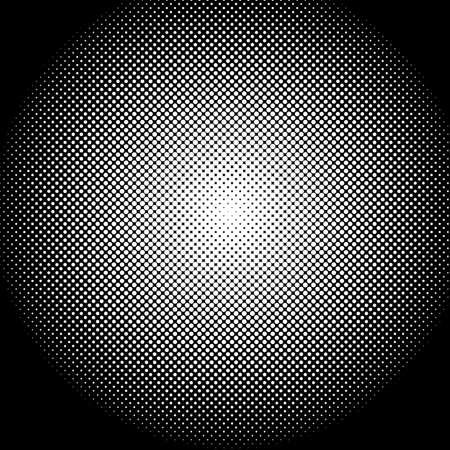 sphere: Halftone Sphere Stock Photo