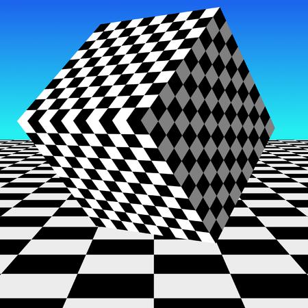 checkerboard: Checker Block