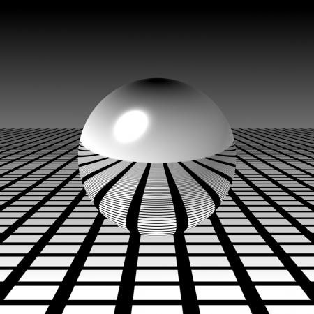 sphere: Grid Sphere