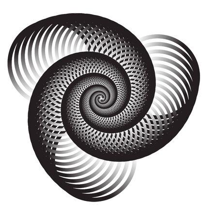 nautilus shell: Triple Nautilus