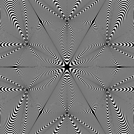 Art Hexagon Illusztráció