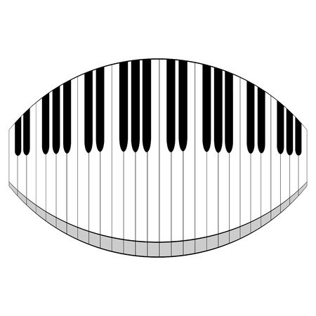 Distorted Keyboard