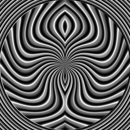Tribal Spider Pattern photo