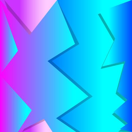 jagged: Jagged 3D Pattern