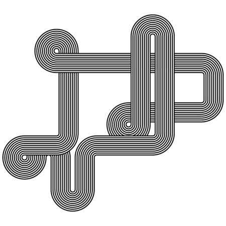 Unending Loop Фото со стока - 33557067