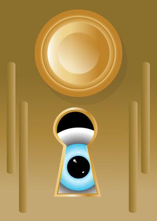 keyhole: Keyhole