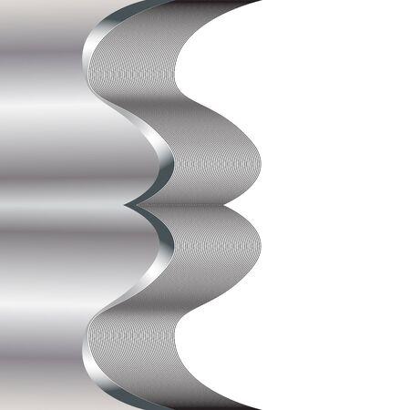 metallic: Metallic Border