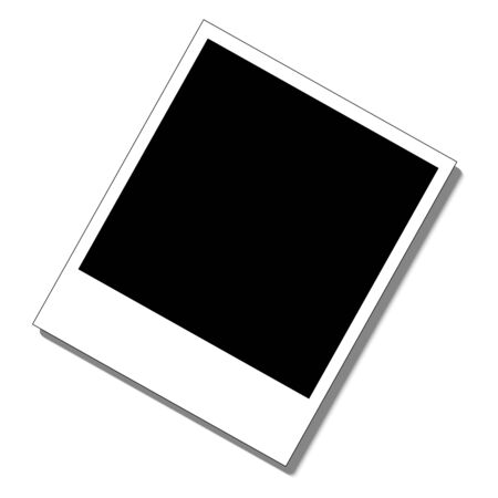 photography backdrop: Instant Photo Frame