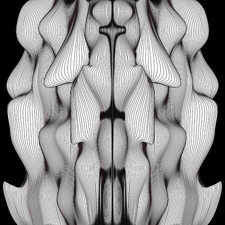 Line Art Pattern