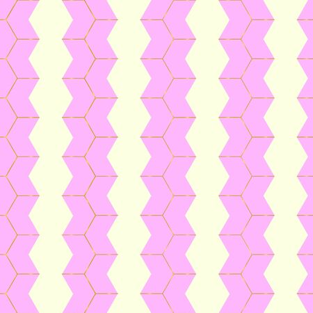 Seamless Abstract Pattern Background Pink color Elegant.