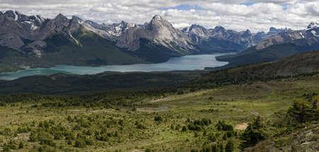np: Maligne lake, Jasper NP