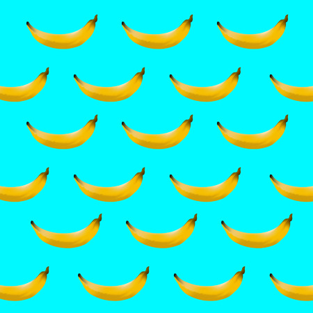 repeated: Repeated Banana Pattern