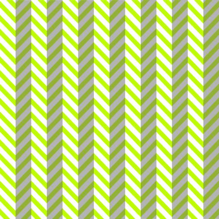 lime green: Folded Illusion Chevron Lime Green