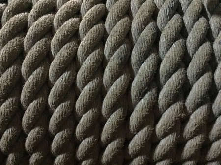 texture: Rope texture as background Stock Photo