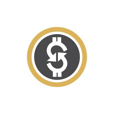Simbolo di trading di denaro online Archivio Fotografico - 93766960