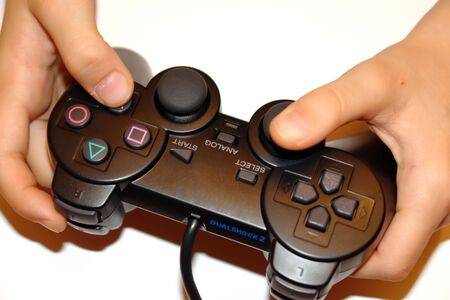 Gamepad and hands