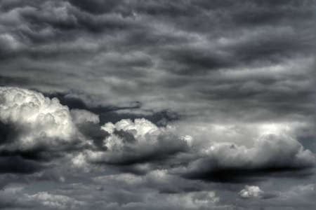 Hard sky Stock Photo