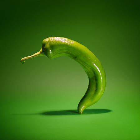 green pepper Stok Fotoğraf