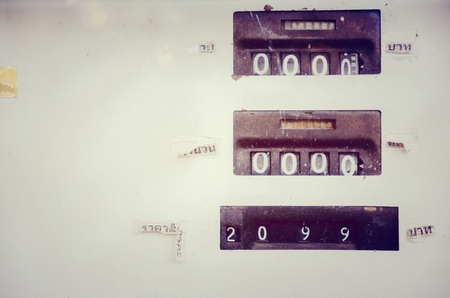 gallons: Fuel Dispenser Vintage in thailand