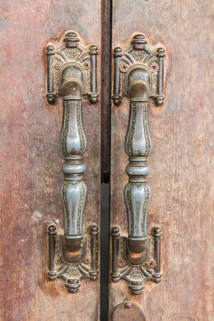 door handles: Door handles