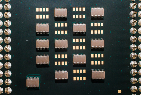 semi conductor: Central processing unit.The primary hardware of the computer.