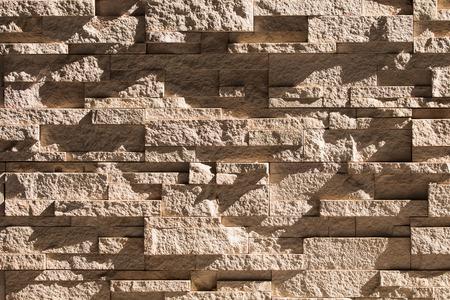 redbrick: Brick block wall background.