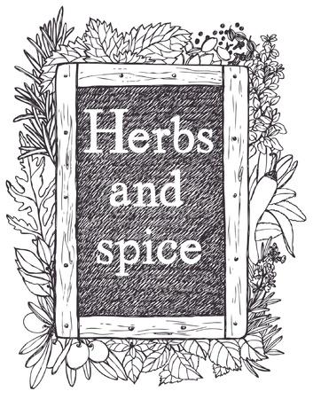 Łupek i zioła