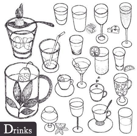 ajenjo: Bebidas establecen