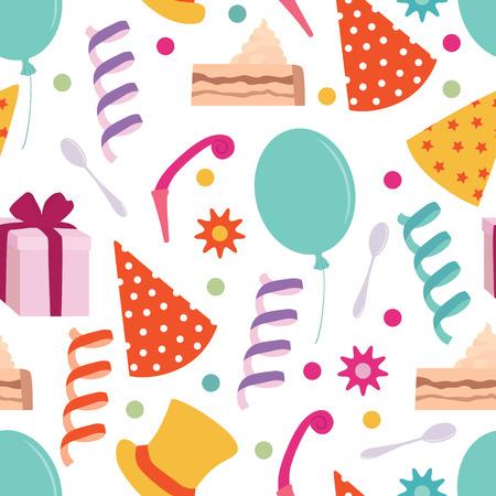 catchy: Happy Birthday party    Illustration