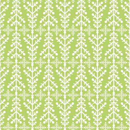 Winter seamless pattern.  Illustration
