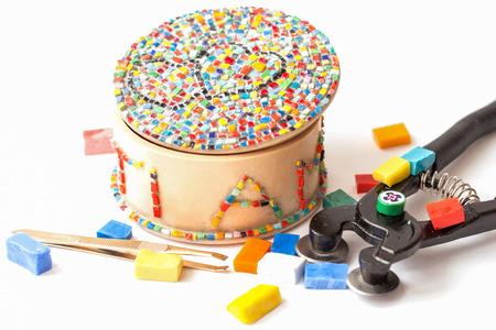 Mosaic handmade souvenir