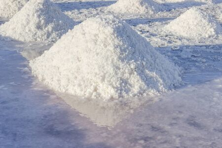 sea ??salt Stock Photo