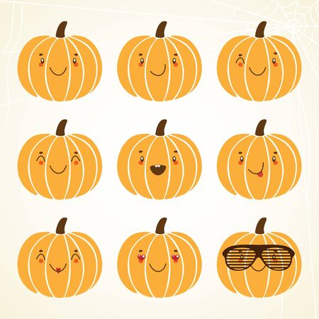 Halloween pumpkin Stock Vector - 14971988
