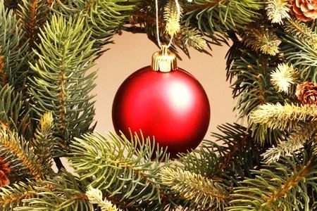 Christmas decoration - background photo