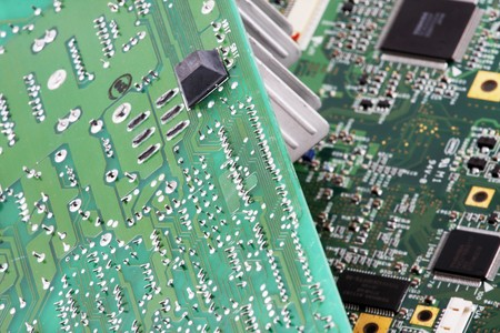 Image of computer hardware & components photo