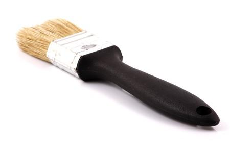 Image of Paintbrush On White Background Stock Photo - 8223503