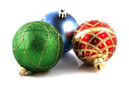 accessories horse: christmas decoration baubles