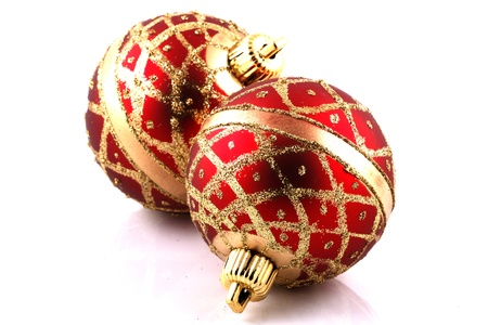 christmas decoration baubles Stock Photo - 8371997