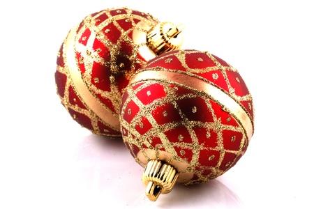 christmas decoration baubles Stock Photo - 8371997