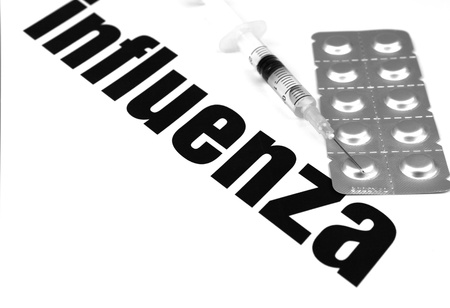 anesthetize: Images of the H1N1 Influenza Virus