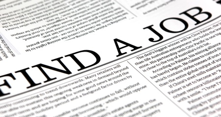 finding a job photo