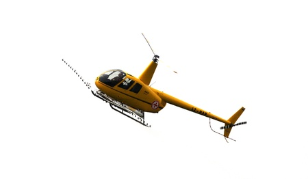 simulators: helicopter