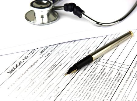 medical records: Medical prescription