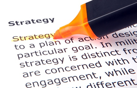 Strategy Stock Photo - 10330183