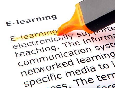 E-learning Stock Photo - 10330194