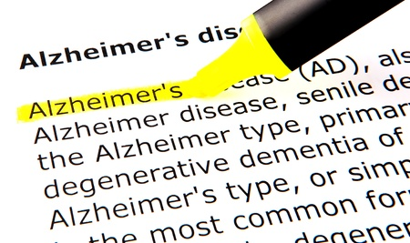 Alzheimer Stock Photo - 10356051